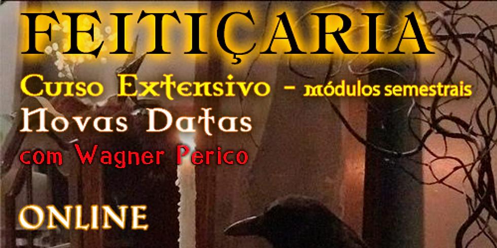 Curso Online: FEITIÇARIA - extensivo
