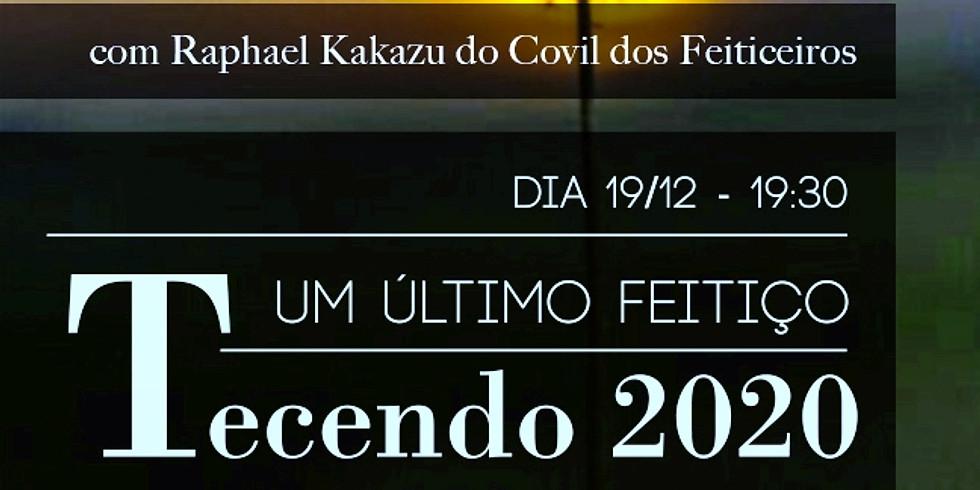 Ritual de Novo Ano - Tecendo 2020