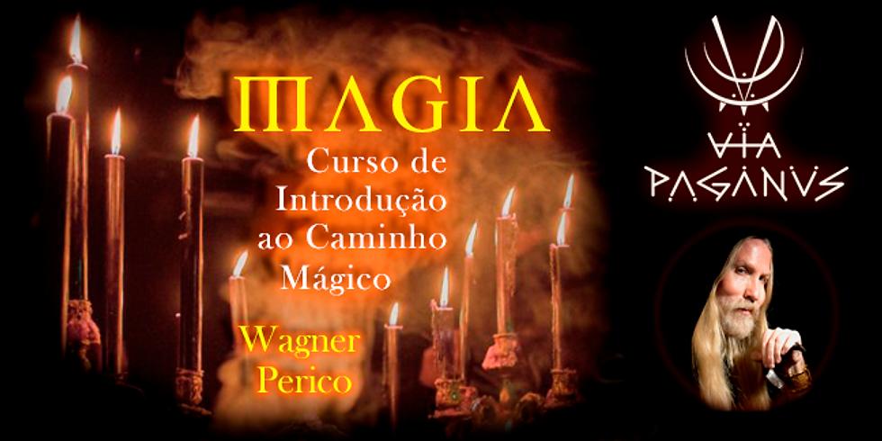 Curso SP: Introdução à MAGIA - Mecanismos e fundamentos