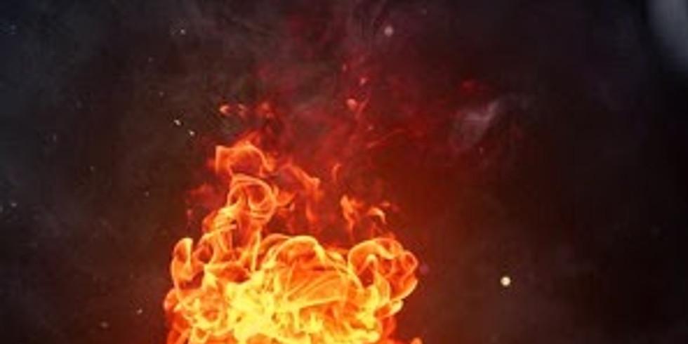 Curso SP: Magia de Salamandras - O Poder do Fogo