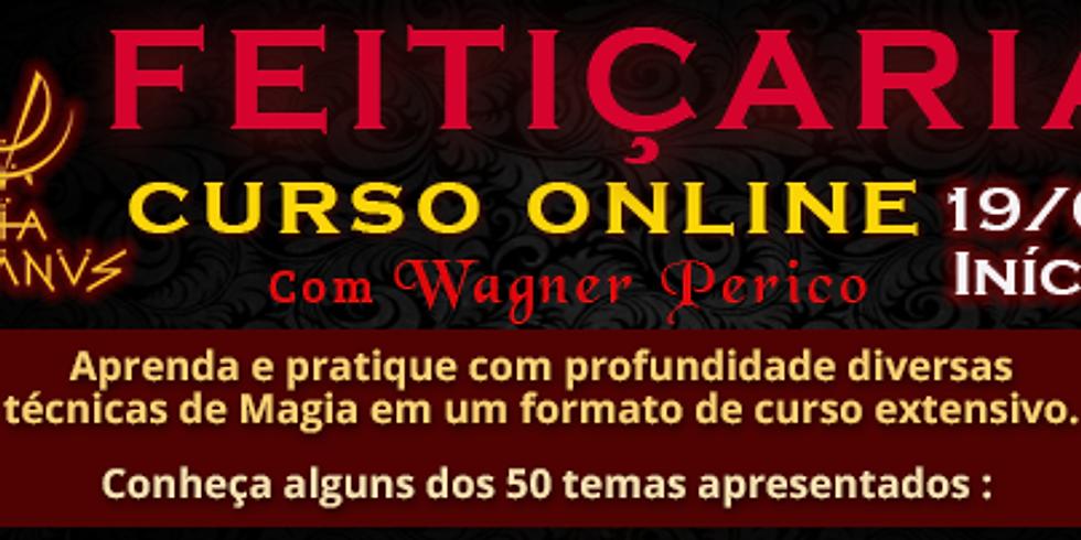 Curso Online: FEITIÇARIA - Curso extensivo