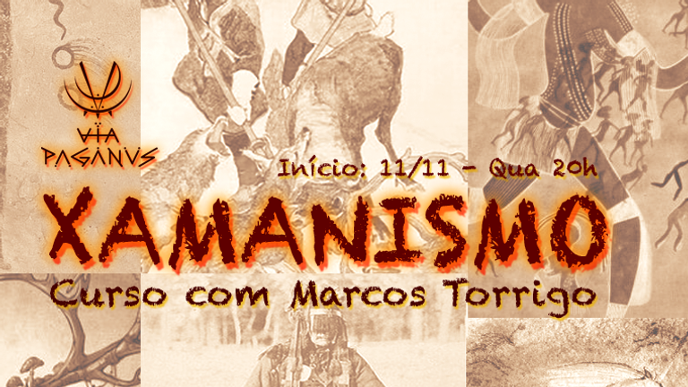 Curso Online: XAMANISMO
