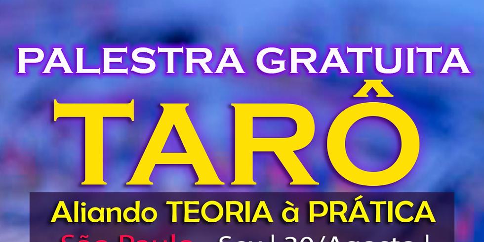 Palestra Gratuita: TARÔ - aliando teoria à pratica