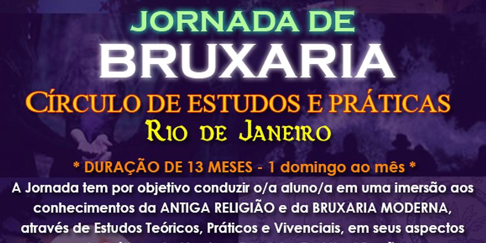 Curso RJ - Jornada de BRUXARIA