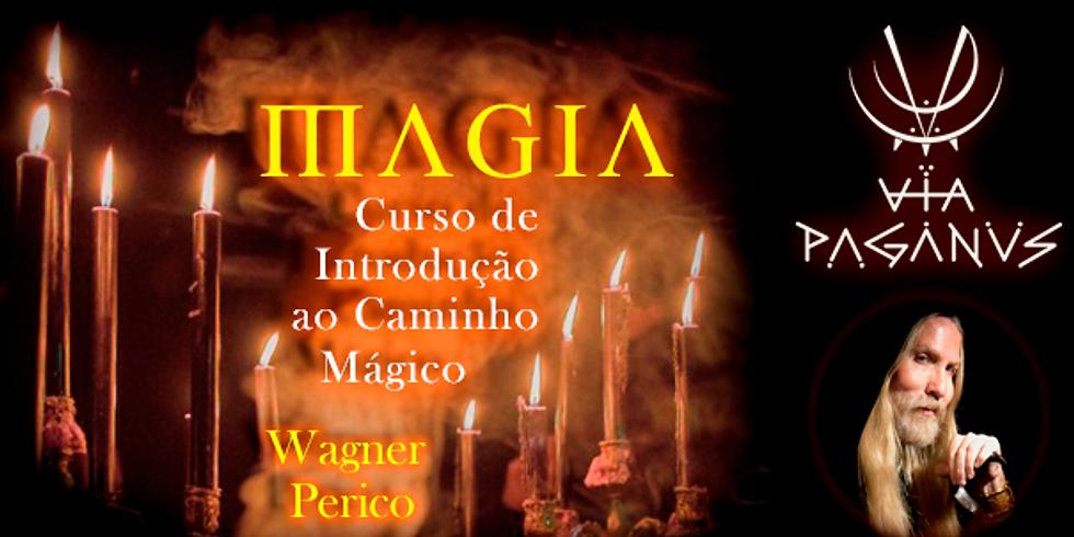 Curso Online: Introdução à MAGIA - Mecanismos e fundamentos