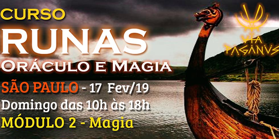 Curso SP - RUNAS - Práticas de Magia
