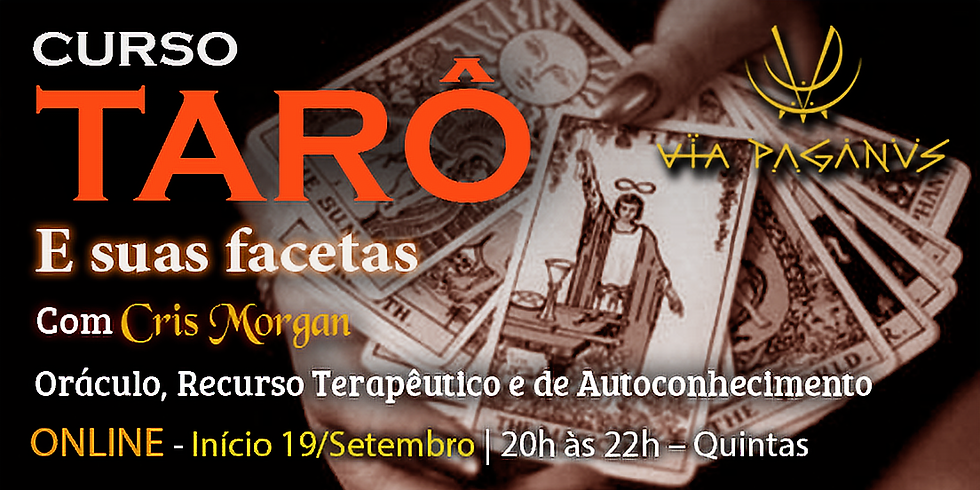 Curso Online - TARÔ e suas facetas