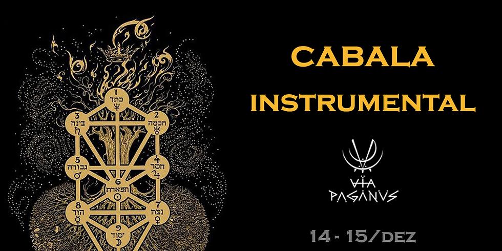 Curso SP: CABALA Instrumental