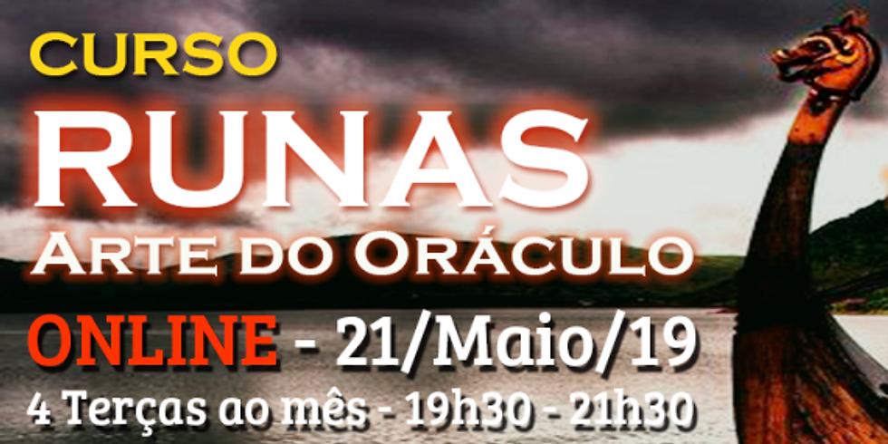 Curso Online - RUNAS - Arte Oracular