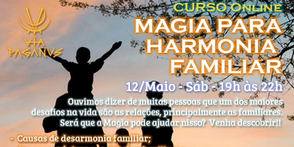 Magia para Harmonia Familiar
