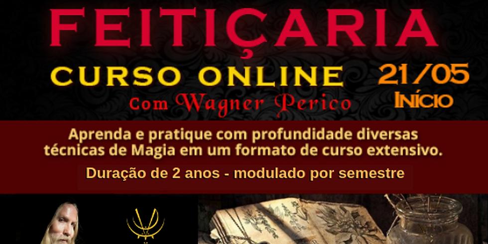 Curso Online: FEITIÇARIA