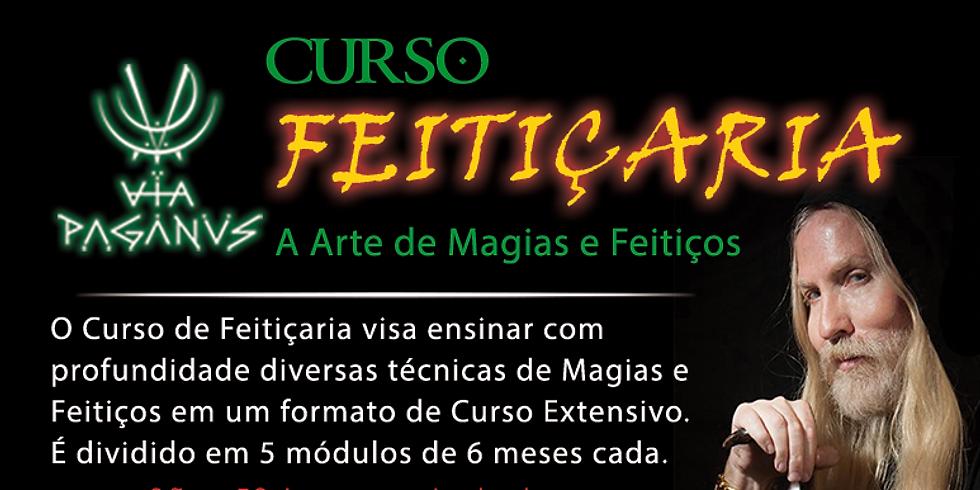 Curso Online: FEITIÇARIA - Curso extensivo - Magias e Feitiços