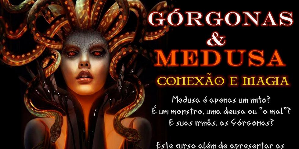 Curso Online: GÓRGONAS & MEDUSA - Magia e Conexão