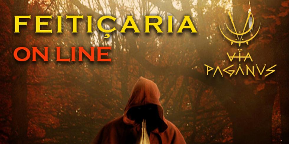 Curso Online: FEITIÇARIA - Quintas 19h