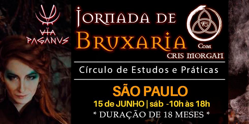 Curso SP - Jornada de BRUXARIA