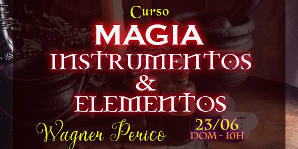 Curso SP: MAGIA - Instrumentos e Elementos