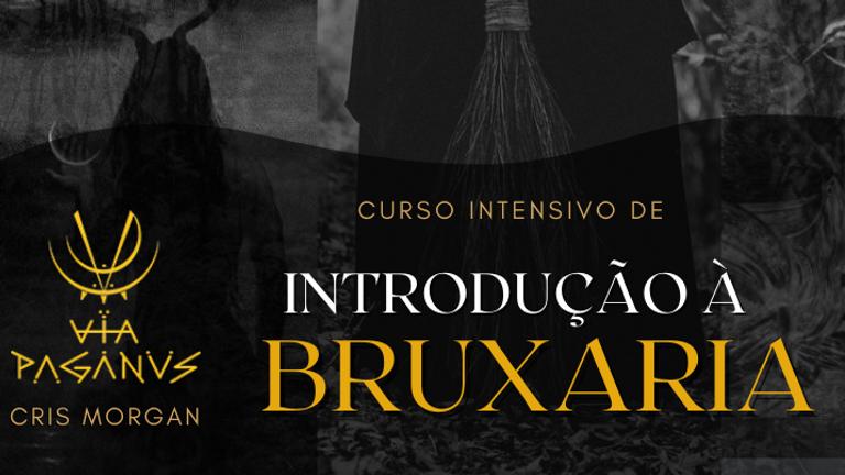 Curso Online - Introdução à BRUXARIA