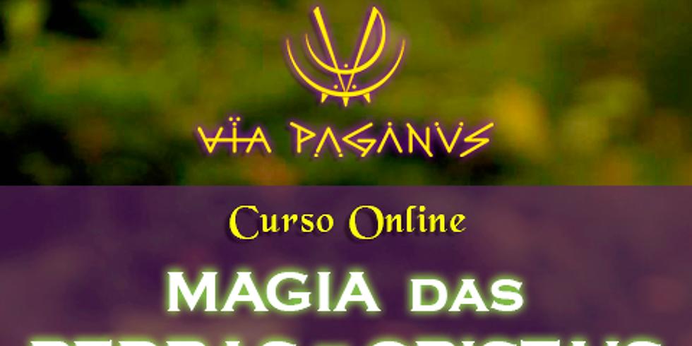 Curso Online: MAGIA das PEDRAS E CRISTAIS - Reino Mineral