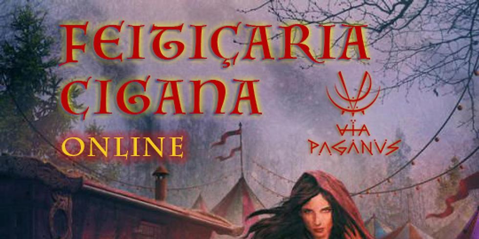 Curso Online: FEITIÇARIA CIGANA