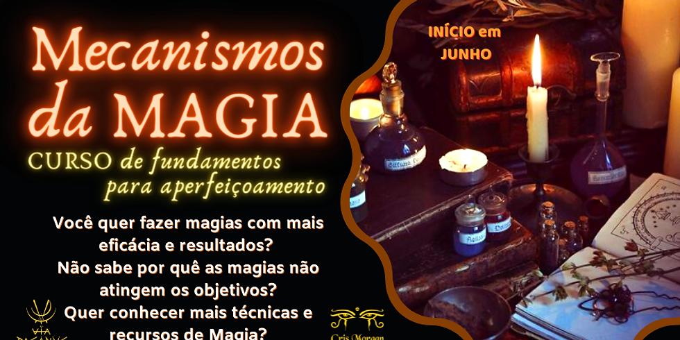 Curso Online: MAGIA - Fundamentos & Práticas