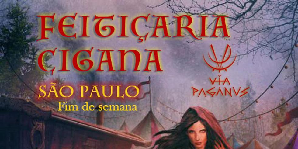 Curso SP: FEITIÇARIA CIGANA - Turma domingo