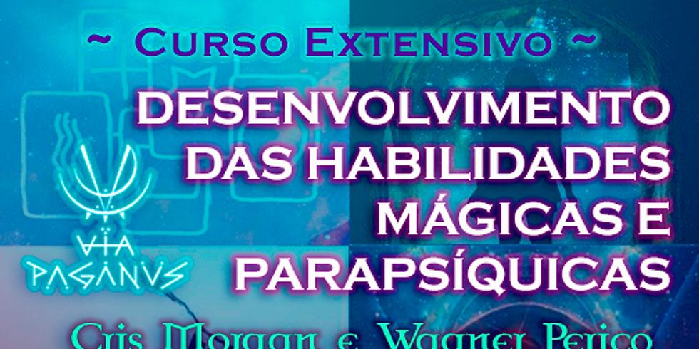 Curso SP - Desenvolvimento Mágico e Parapsíquico