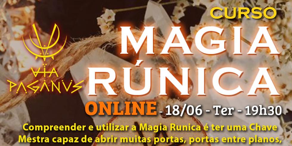 Curso Online - RUNAS nas Práticas de Magia