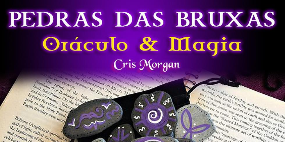 Curso Online - PEDRAS DAS BRUXAS - Oráculo e Magia