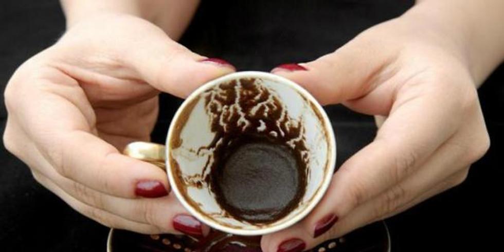 Curso SP - A Arte da CAFEOMANCIA - Leitura na Borra de Café