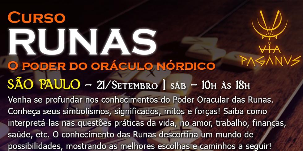 Curso SP - RUNAS - O Oráculo Nórdico