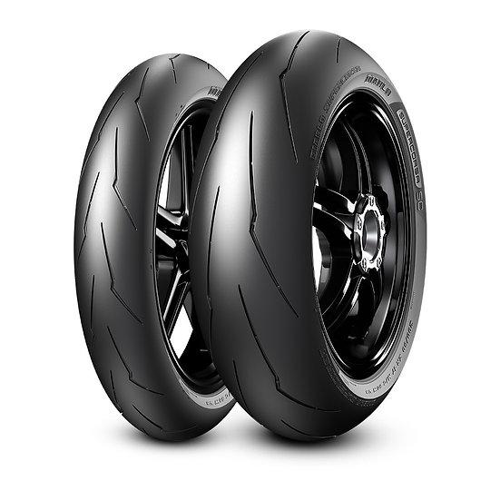 Pirelli Semi Slick Tires 180 Sets