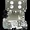 Thumbnail: COMPETITION WORKES Fender Eliminator Kit
