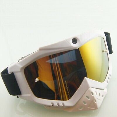 PRINT OFFROAD GOGGLES WITH CAMERA