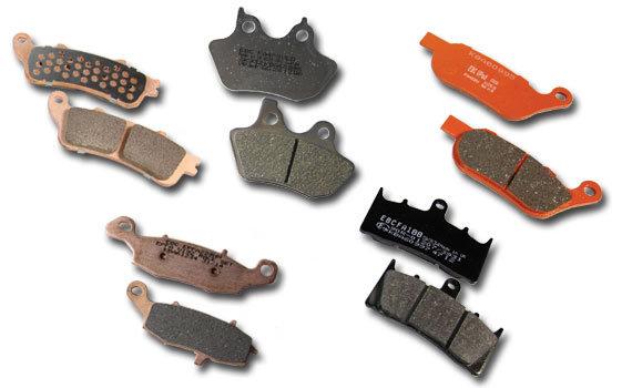 EBC Sintered Front brake Pads