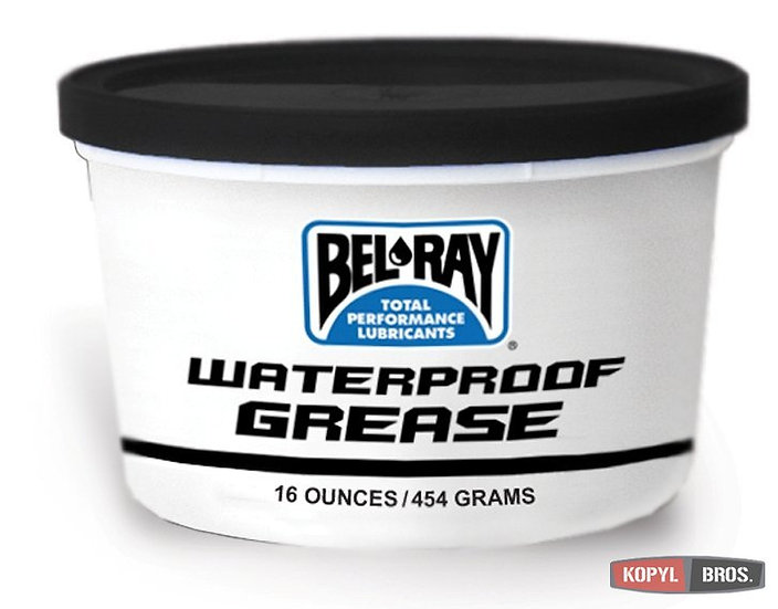 BEL-REY Bel-ray Waterproof Grease