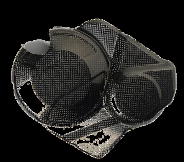 CARBONIN Clutch Carbon Cover