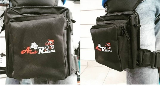 ARAB RIDERS SIDE BAGS