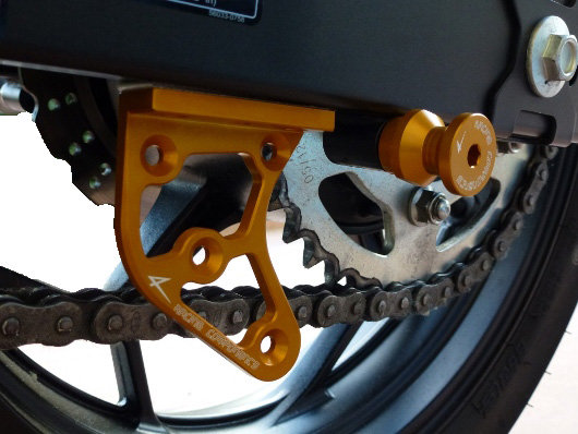 4 Racing Chain Guard