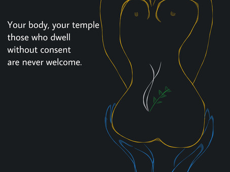 Your body, your temple