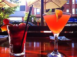 #Orange Martini #Sangria