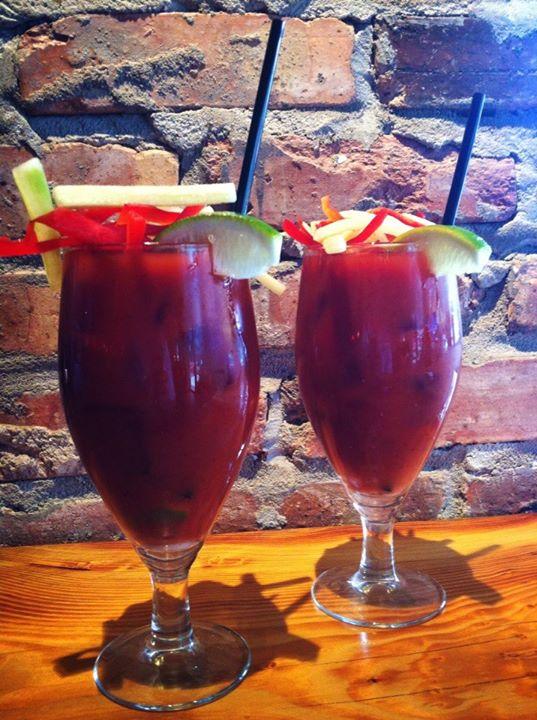 #Bloody Mary #Aldo