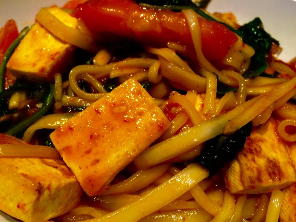 Pad Thai Tofu