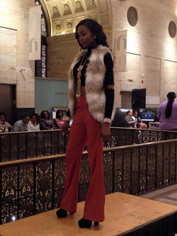 Hyde Park Bank Fashion Show 2015