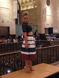 Hyde Park Bank Fashion Show 2015