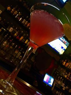 Peach Passion Martini