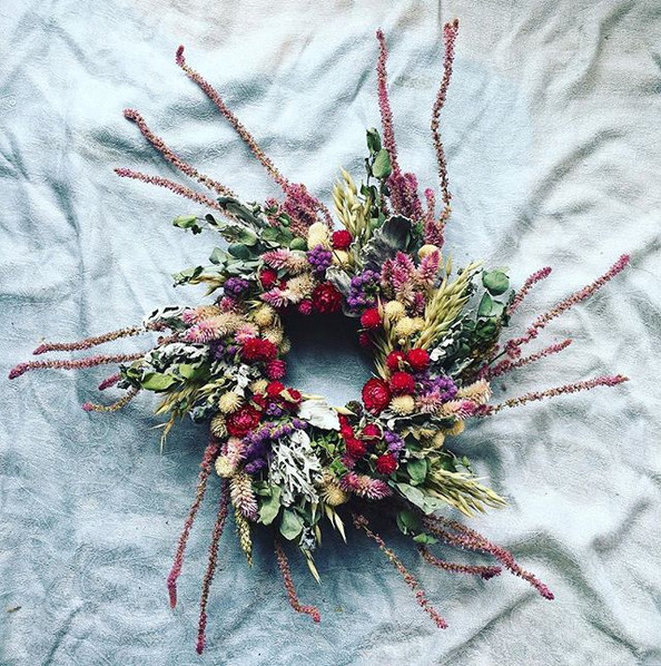 We will be offering wreaths everlasting