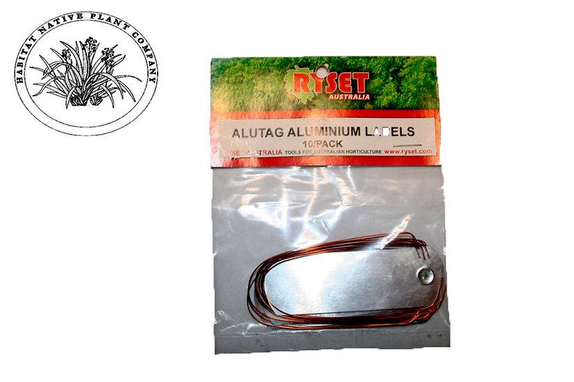 Ryset Alutag Aluminium Lables