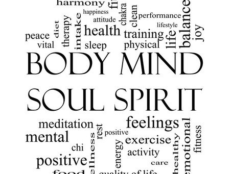 Mind, Body and What?