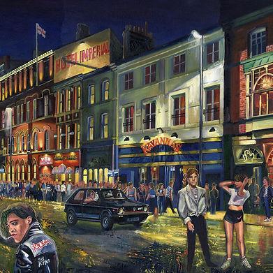 Cornwallis Street Single Artwork Cover (