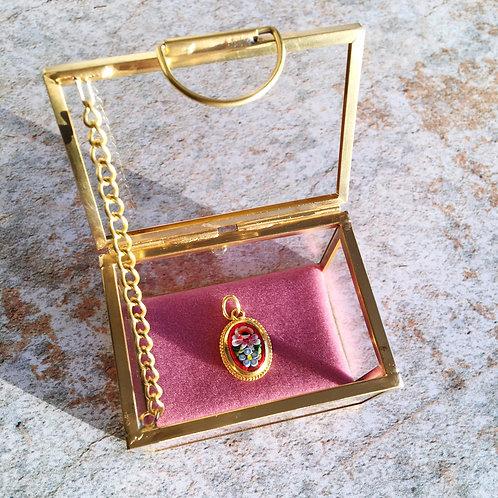 Micromosaic Pendant
